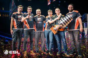 Die Sieger der ESL One Hamburg 2017