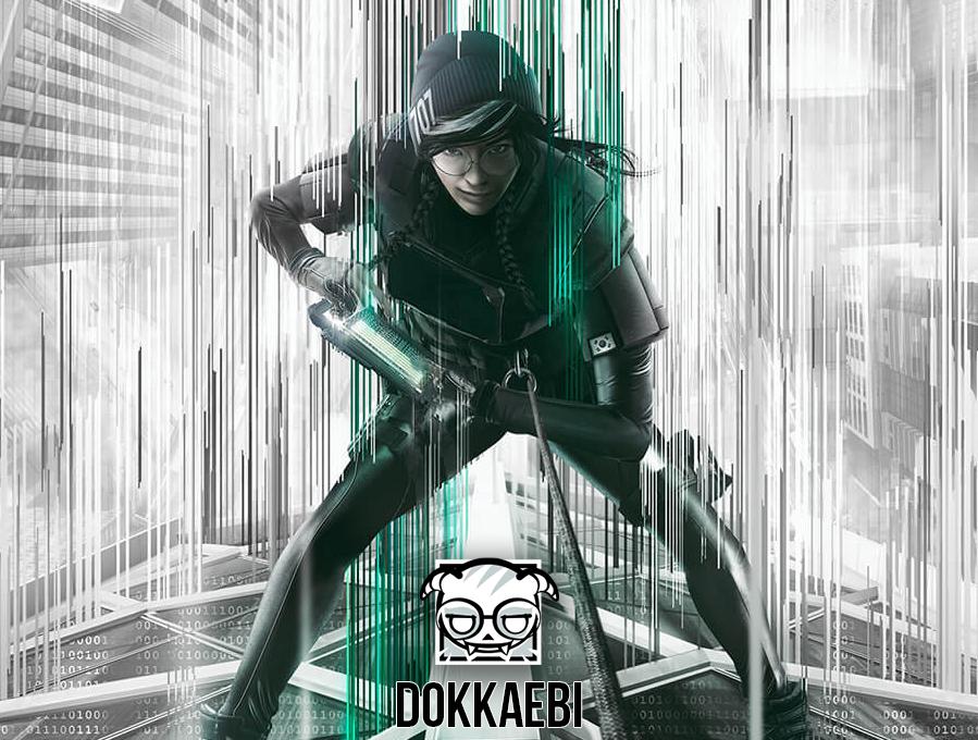 Neuer Angriffs Operator in der Operation White Noise; Dokkaebi (707)