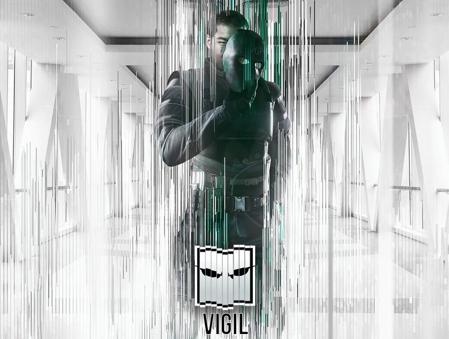 Neuer verteidigungs Operator in der Operation White Noise: Vigil (707)
