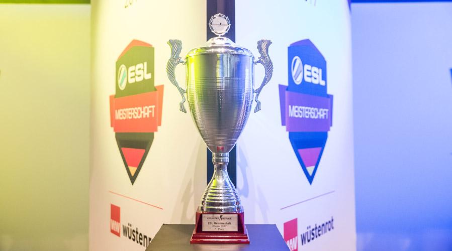 Die Finals der ESL Meisterschaft stehen an