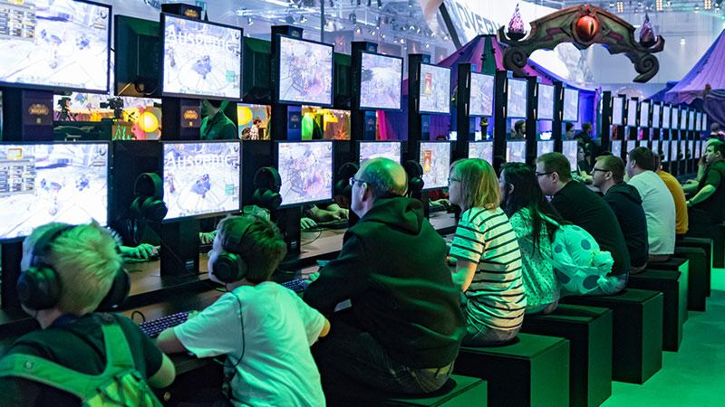 World of Warcraft Legion gamescom 2017
