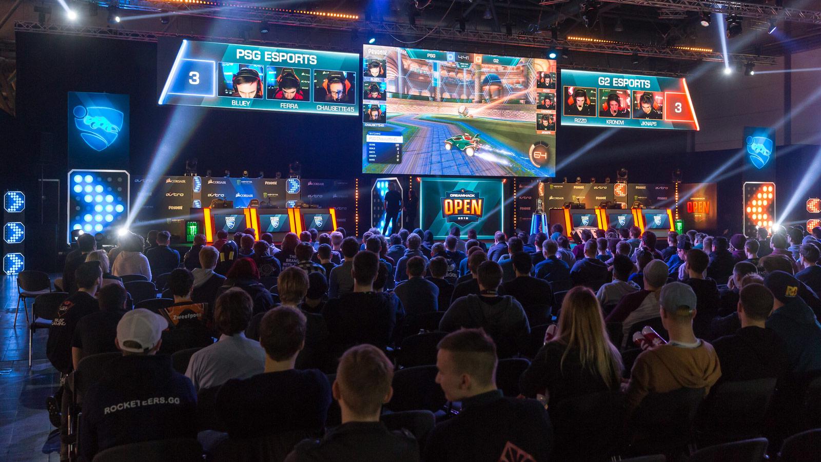 eSports Festival DreamHack Leipzig 2019 im Überblick
